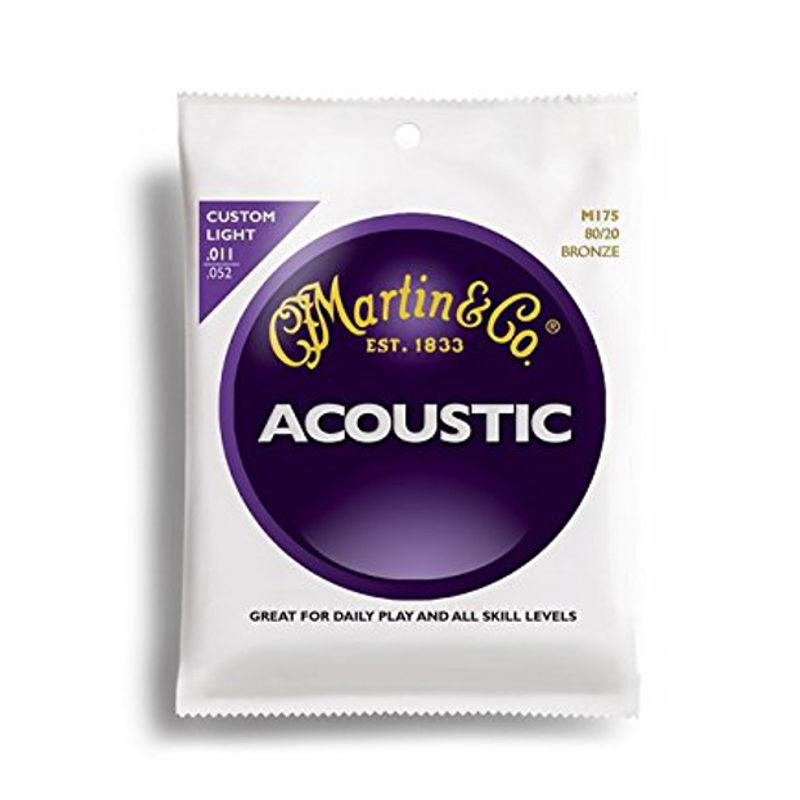 Martin Acoustic Custom Light .011/.052 M175